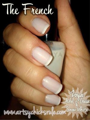 Zoya French Manicure-artsychicksrule.com