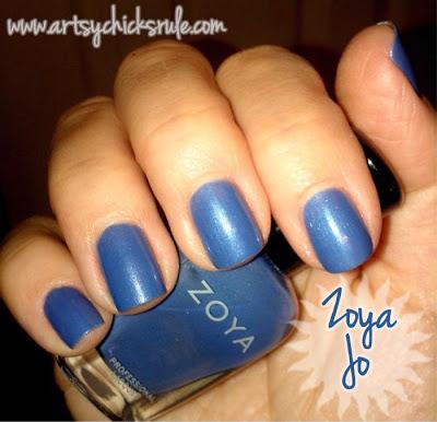 Zoya Jo-artsychicksrule.com