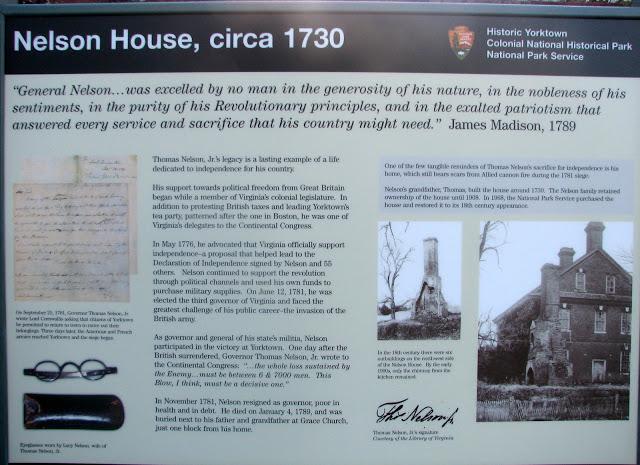 The Nelson House, Yorktown, VA - artsychicksrule.com