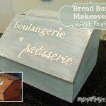 Bread Box Makeover Before-After Tutorial