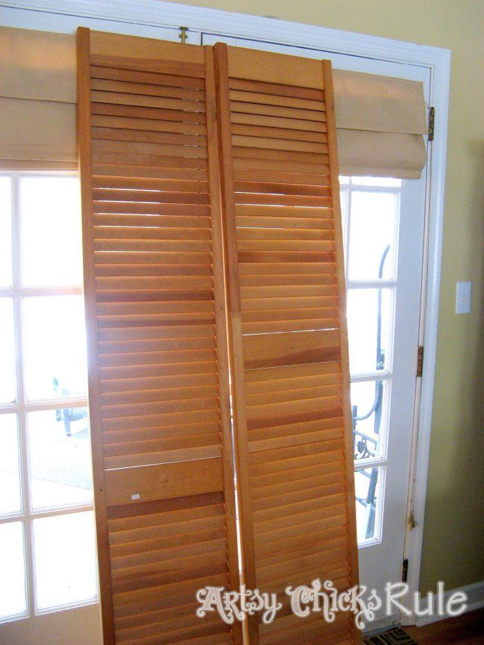 Bi Fold Doors To Shutters