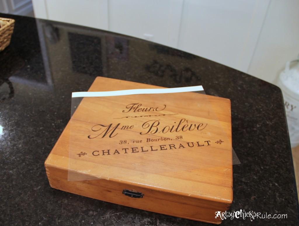 Cigar Box - Graphic