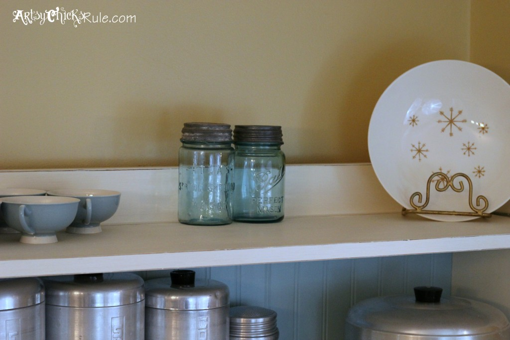 Baker's Hutch - Thrifty Finds - Annie Sloan Chalk Paint