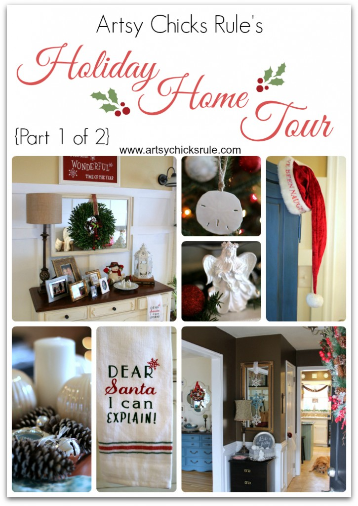 Holiday Home Tour - Part 1