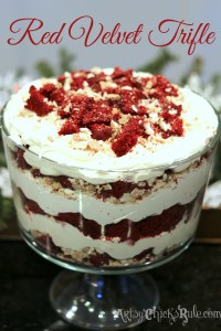 Red Velvet Trifle (EASY!!)