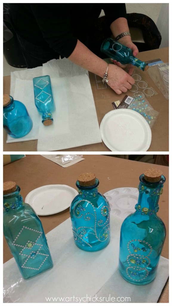 Bottles Sheila