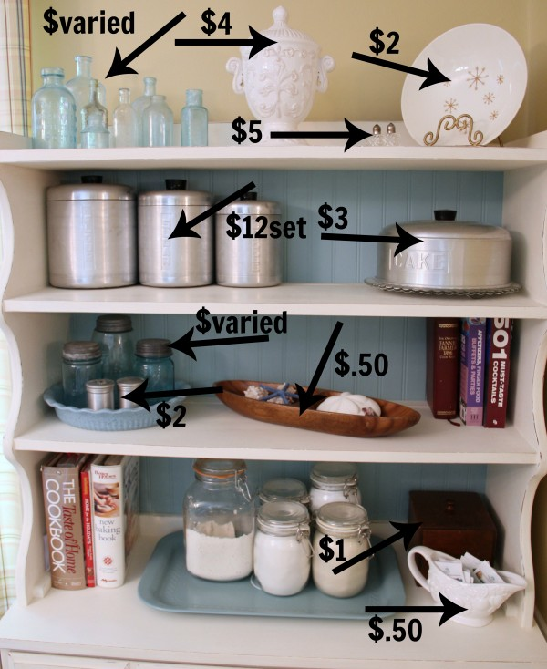 Styling and Decorating on a Budget - Decor Items - artsychicksrule.com #thriftydecor #budgetdecor