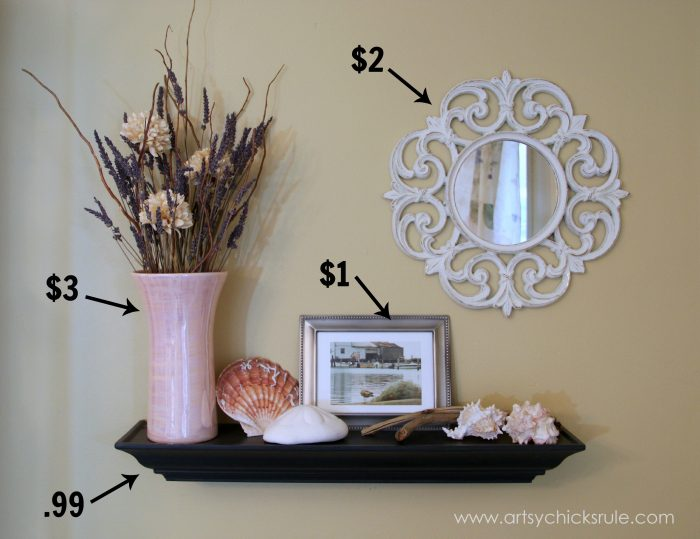 How to Decorate on a Budget Dining Room Artsy Chicks Rule
