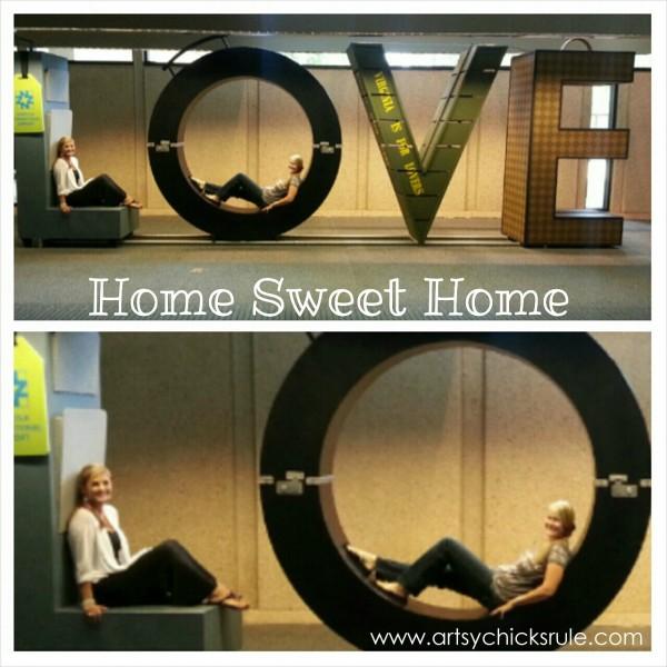 Haven Blogger's Conference 2014 - Home Sweet Home - artsychicksrule.com