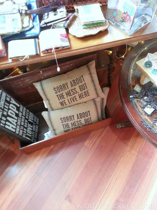 Asheville NC Road Trip - Cute Pillow - artsychicksrule.com #asheville #downtown