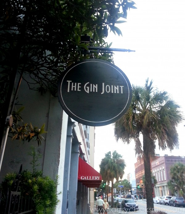 Charleston - Mount Pleasant - a trip in photos - The Gin Joint - artsychicksrule.com #southcarolina #charleston