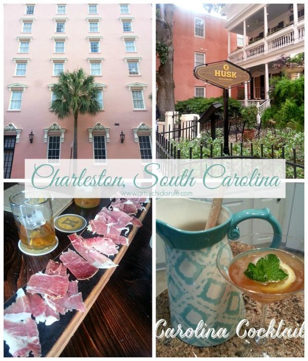 Charleston Trip - artsychicksrule.com