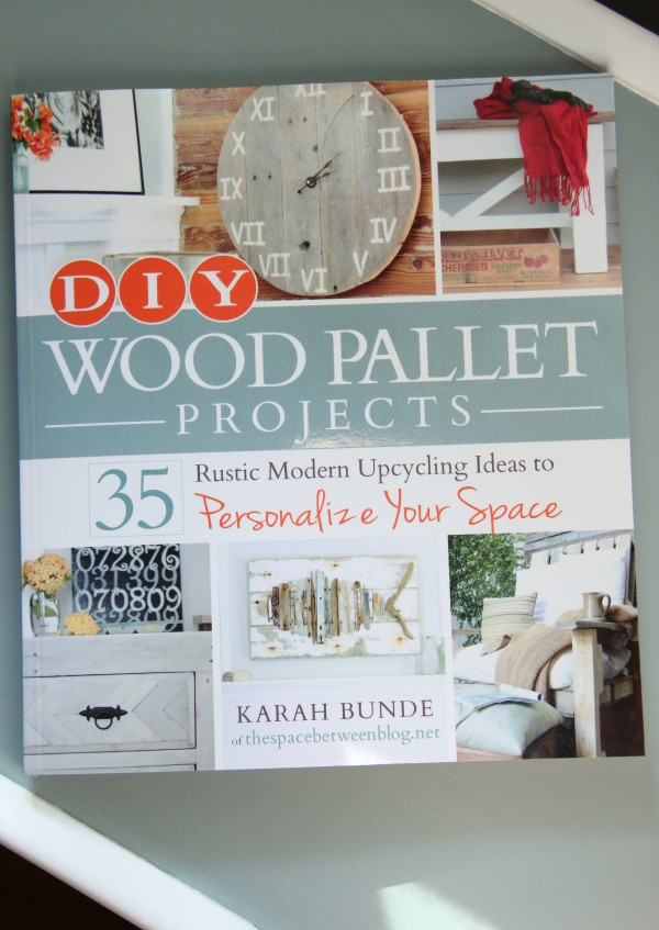DIY Wood Pallet Book Review