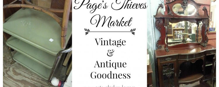 Page's Thieves Market {dreamy vintage galore}