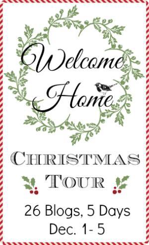 Welcome Home Tour Logo