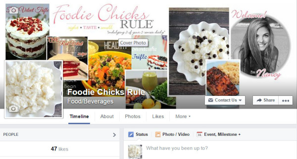 Foodie Chicks Rule New Blog Facebook