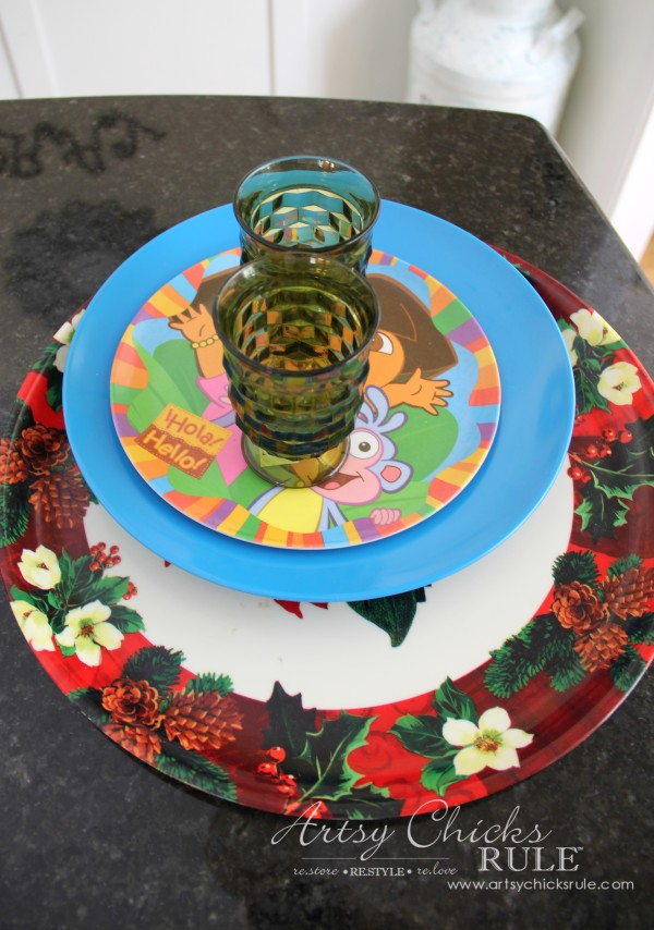 Thrifty Makeovers - Repurposed into Jewelry Tray BEFORE- Artsy Chicks Rule