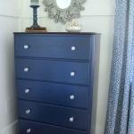 Coastal & Corinth Blue Milk Paint w/Glaze