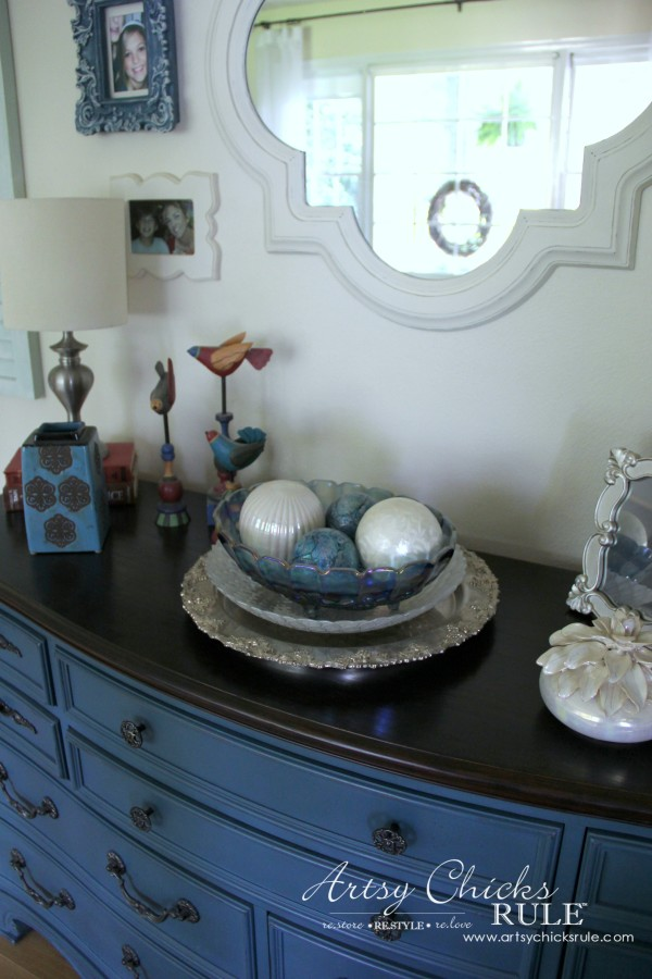 Decorating with Trays - Inspiration for using them in your home! - #aubusson #homedecor artsychicksrule.com