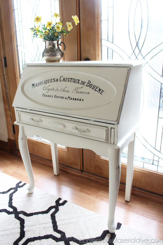 25 furniture makeovers with graphics - artsy chicks rule®
