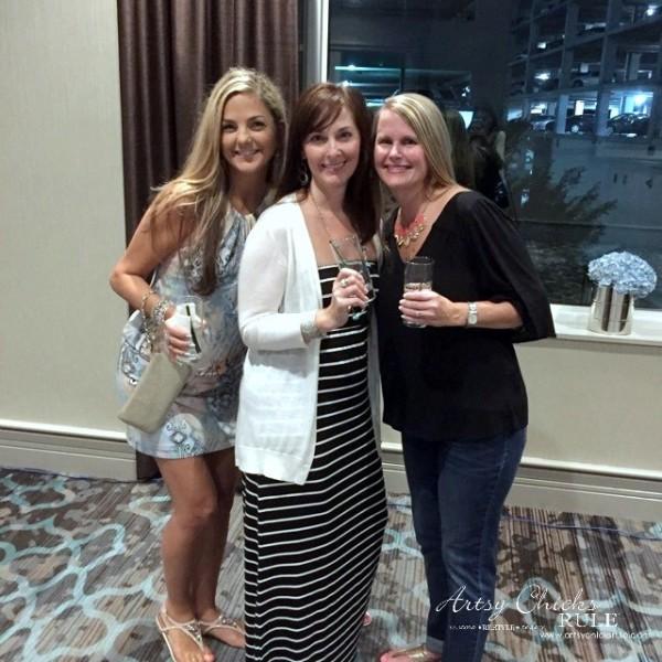 Haven Blogger's Conference 2015 - Blogging buddies - artsychicksrule