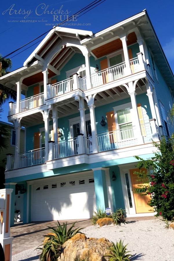 Anna Maria Island Florida Vacation - Love this house - artsychicksrule