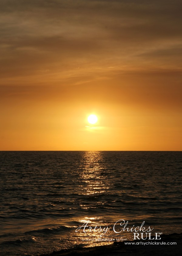 Anna Maria Island Florida Vacation - sunset a little further - artsychicksrule