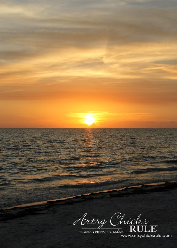 Anna Maria Island Florida Vacation - sunset almost - artsychicksrule
