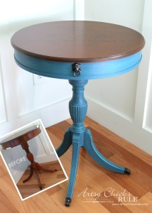 French Table Makeover