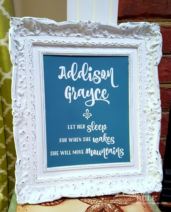 Thrifty Blogs On Home Decor: Thrifty Wall Art (for Gifts, Home Decor And More!)
