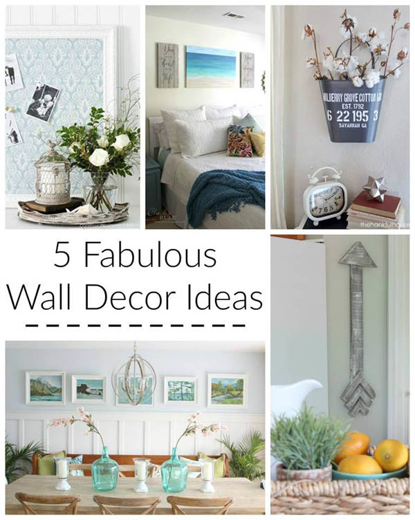 Get Your DIY On - Wall Decor Theme - artsychicksrule - Weathered Love Signs