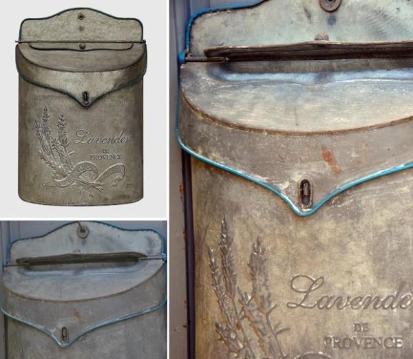 Antique Farm House Vintage Post Box