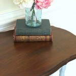 Side Table Makeover (Amy Howard Paint & Dust of Ages)