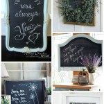 DIY Chalkboard Projects – Party Features