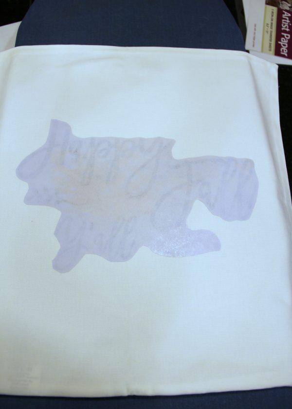 DIY Fall Pillows and Free Printables - iron on - artsychicksrule #freeprintables #fallpillow #fallsayings