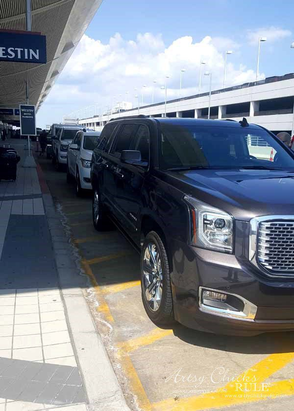 GMC & The World's Longest Yardsale - the convoy - artsychicksrule #worldslongestyardsale #gmc