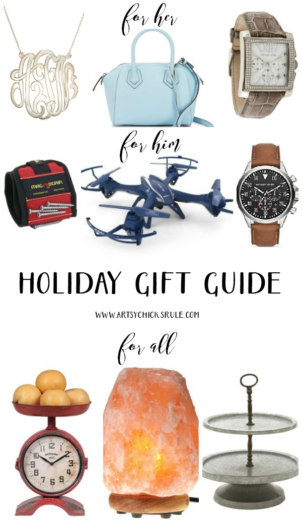 Black Friday Gift Guide For Her Him All Artsy Chicks