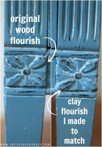 How To Make Missing Molding (it's easier than you think!)