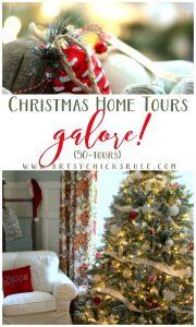 Christmas Home Tours Galore Part 2