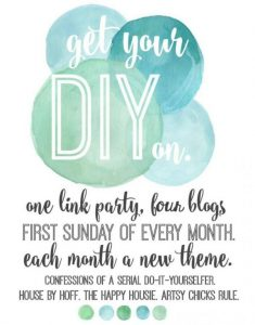 Favorite DIY Projects (GYDO Link Party)