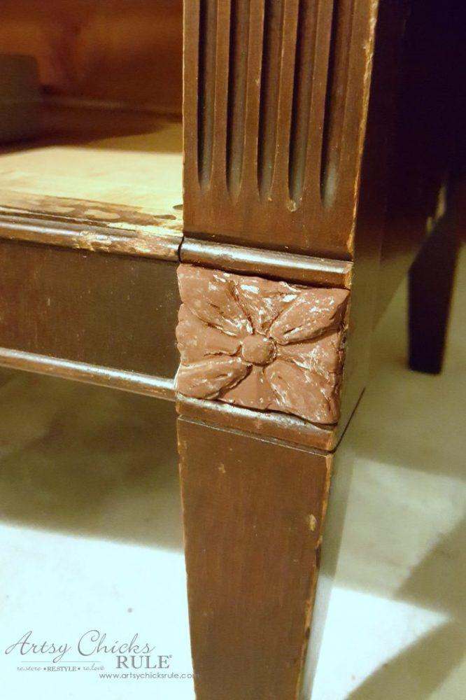 How to Make Missing Molding - SOOO EASY!! - artsychicksrule.com