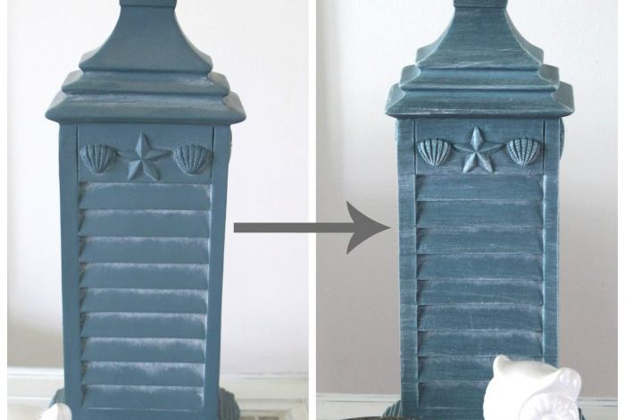 Simple Update with Chalk Paint