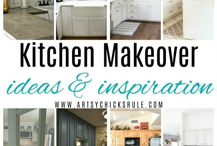 Kitchen Makeovers (Big & Small)