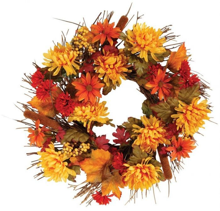 Fall Wreath Ideas & Inspiration! Some you can make and some you can buy! artsychicksrule.com