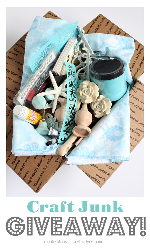 Awesome Craft Box Giveaway!! Enter to WIN!!
